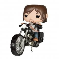 POP! The Walking Dead - Daryl Dixon´s Chopper