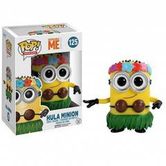 POP! Meu Malvado Favorito 2 - Hula Minion