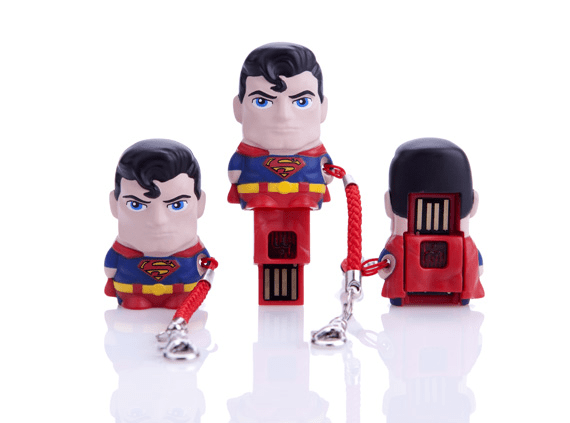 Super Man - Flash Drive