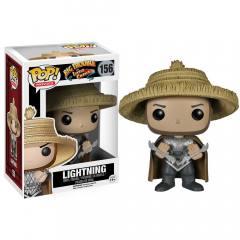 POP! Os aventureiros do bairro proibido - Lightning
