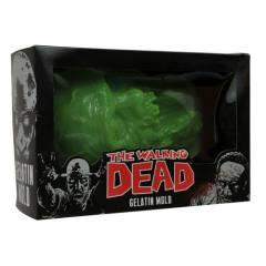 Molde para gelatina - The Walking Dead