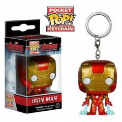 POP! Funko Chaveiro - Vingadores: A era de Ultron - Iron Man