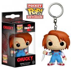 POP! Funko Chaveiro - O Brinquedo Assassino - Chucky