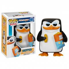 POP! Os Pinguins de Madagascar - Skipper