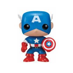 POP! Capitão América - Capitão América - Vintage