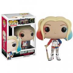 POP! Esquadrão Suicida - Harley Quinn