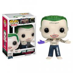 POP! Esquadrão Suicida -  The Joker