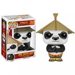 POP! Kung Fu Panda - Po (with hat)