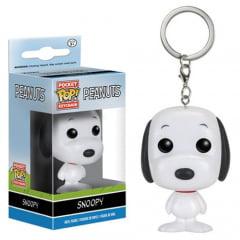 POP! Funko Chaveiro - Peanuts - Snoopy