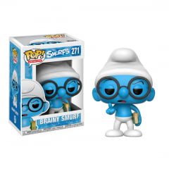 POP! Os Smurfs - Brainy Smurf