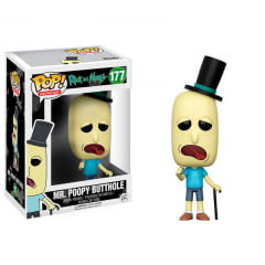 POP! Rick and Morty - Mr. Poopy Butthole