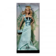 Barbie Collector - Estátua da Liberdade