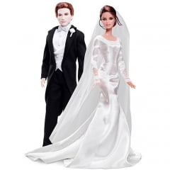 Barbie Collector - Amanhecer Parte 1 - Bella e Edward