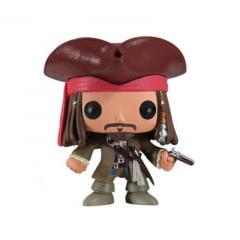 POP! Piratas do Caribe - Jack Sparrow