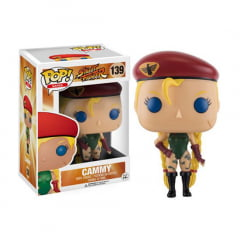 POP! Street Fighter - Cammy