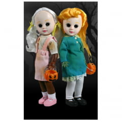 LIVING DEAD DOLLS - TRICK OR TREAT - HEMLOCK AND HONEY