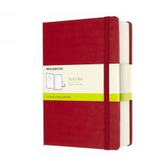 Caixa de Memórias Moleskine, Vermelha, Grande