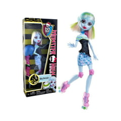 Monster High - Skultimate Roller Maze - Abbey Bominable