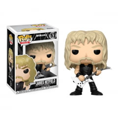 POP! Metallica - James Hetfiled