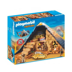 PLAYMOBIL - HISTORY - PIRAMIDE - 5386
