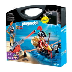 PLAYMOBIL - MALETAS - PIRATAS