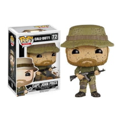 POP! Call of Duty - Capt. John Price