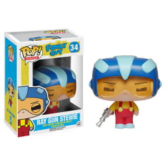POP! Family Guy - Ray Gun Stewie