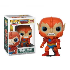 POP! MASTERS OF THE UNIVERSE - HOMEM FERA