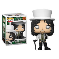 POP! ALICE COOPER - ALICE COOPER TOP HAT