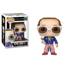 POP! ELTON JOHN - ELTON JOHN - RED, WHITE & BLUE