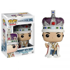 POP! Sherlock - Moriarty with Crown