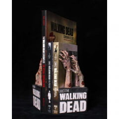 THE WALKING DEAD - APARADOR DE LIVROS - LICENCIADO AMC