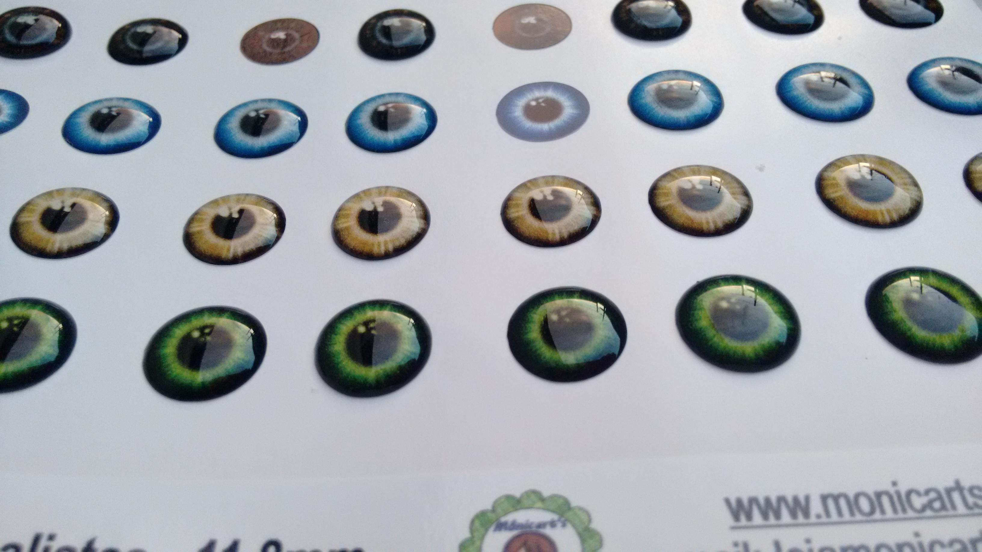 Iris de olhos