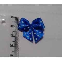 Laços Gordinhos 2,5 cm ( Poá)