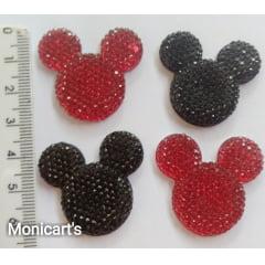 Aplique do Mickey resina