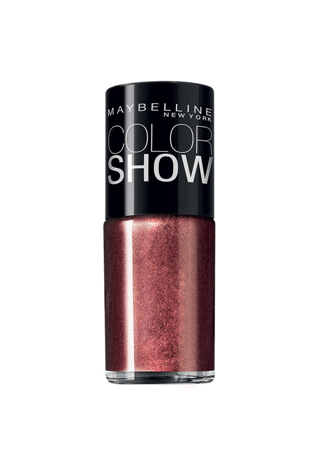 ESMALTE COLOR SHOW 10ML MAYBELLINE - 590 BRICK SHIMMER