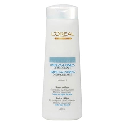 LIMPEZA EXPRESS DEMAQUIANTE 200 ML - LOREAL