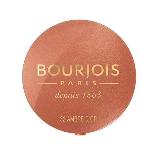 BLUSH LITTLE ROUND POT 2,5G BOURJOIS 32 AMBRE D´OR