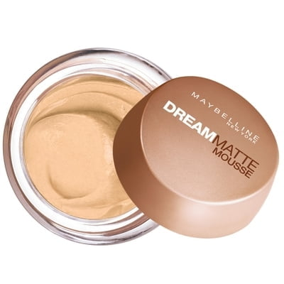 BASE DREAM MATTE MOUSSE  COR 4 LIGHT NUDE - MAYBELLINE