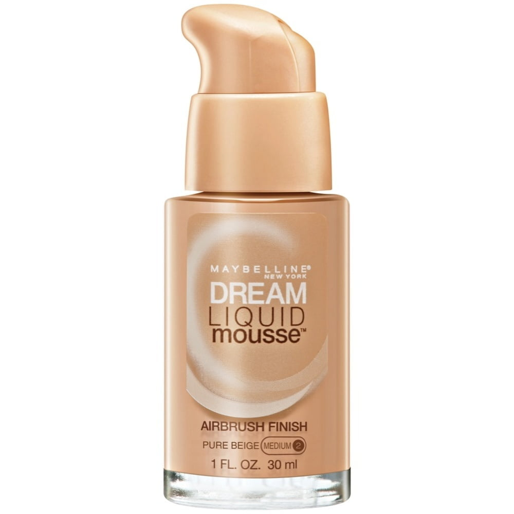 BASE DREAM LIQUID MOUSSE - MAYBELLINE