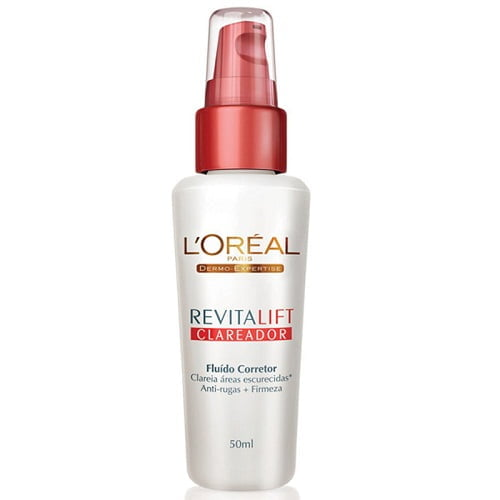 CLAREADOR FACIAL REVITALIFT FLUIDO - L´ORÉAL PARIS