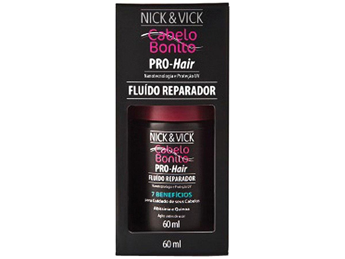 PRO-HAIR FLUÍDO REPARADOR 60ML - NICK & VICK