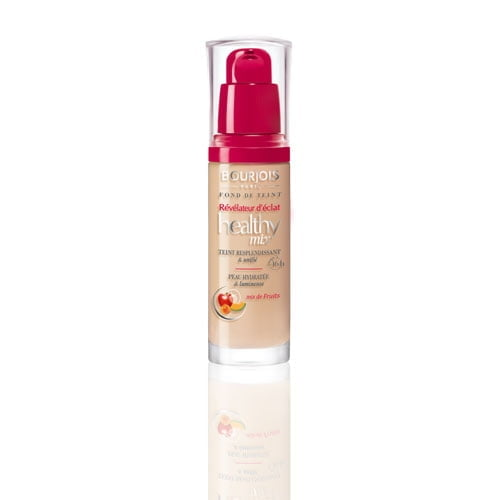 BASE FOND DE TEINT HEATHY MIX BOURJOIS COR 52 VANILA