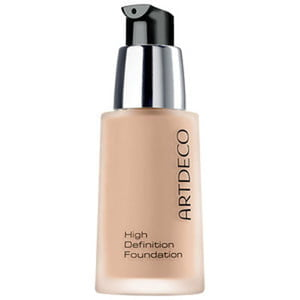 HIGH DEFINITION FOUNDATION - BASE FACIAL LÍQUIDA - SOFT BISCUIT – ARTDECO COR 42