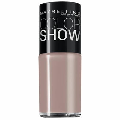 ESMALTE COLOR SHOW 10ML MAYBELLINE - 550 MAUVE KISS