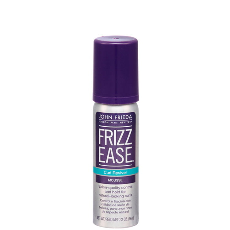 FRIZZ-EASE CURL REVIVER - MOUSSE - JOHN FRIEDA