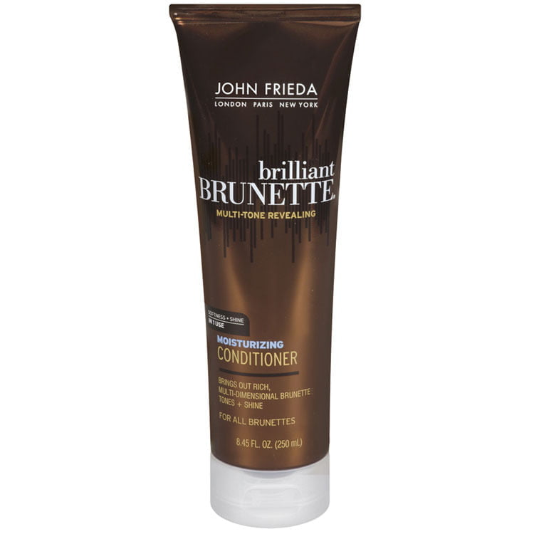 BRILLIANT BRUNETTE MOISTURIZING CONDITIONER - CONDICIONADOR - JOHN FRIEDA
