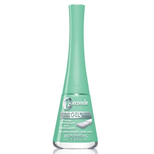 ESMALTE 1 SECOND GEL BOURJOIS T027 GREEN FIZZ