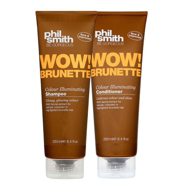 PHIL SMITH WOW BRUNETTE DUO KIT (2 PRODUTOS)