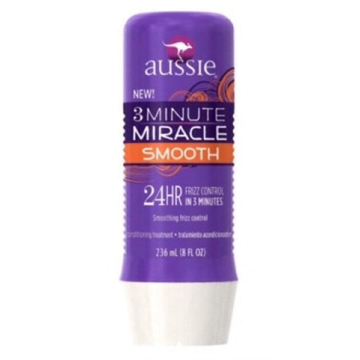 AUSSIE 3 MIMUTE MIRACLE SMOOTH  - Máscara de Hidratação - AUSSIE -